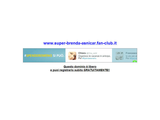 Anteprima super-brenda-asnicar.fan-club.it