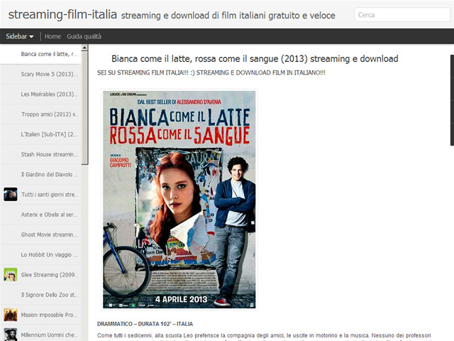 Anteprima www.streaming-film-italia.blogspot.com