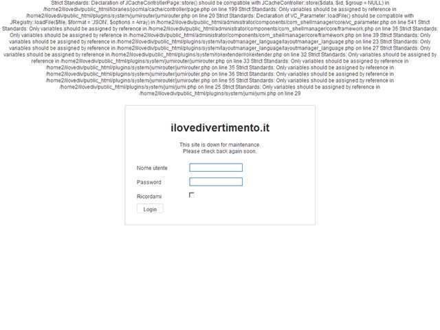 Anteprima www.ilovedivertimento.it