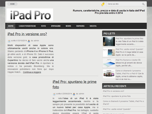 Anteprima ipad-pro.it