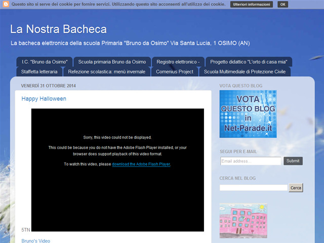Anteprima lanostrabacheca.blogspot.it