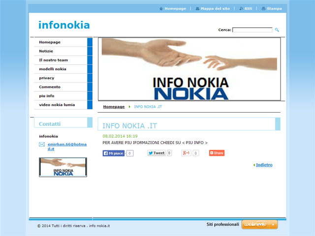 Anteprima infonokia.webnode.it/news/info-nokia-it