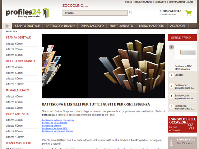 Anteprima www.profiles24.it