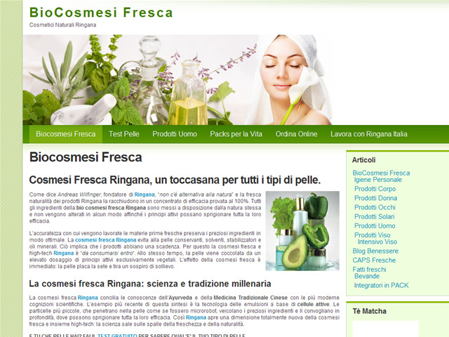 Anteprima biocosmesifresca.it