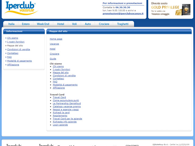Anteprima travel.iperclub.it/partner/dantescopigno