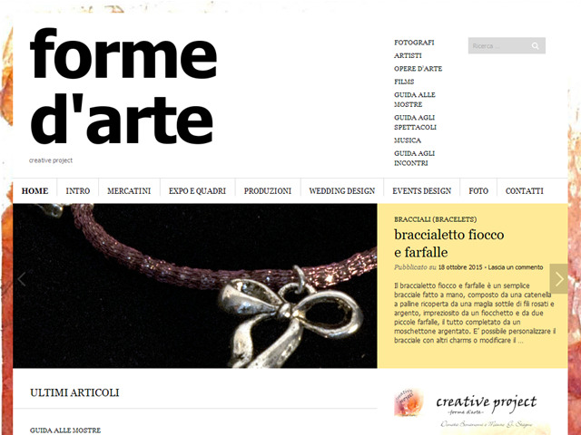 Anteprima creativeprojectformedarte.wordpress.com