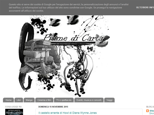 Anteprima piumedicarta.blogspot.it