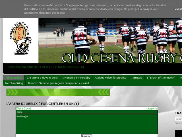 Anteprima oldcesenarugby.it
