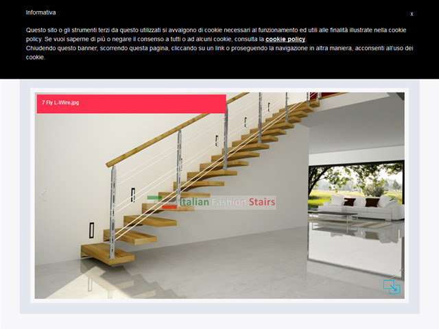Anteprima www.scaleitalianfashionstairs.it