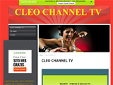 Anteprima cleochannel.oneminutesite.it