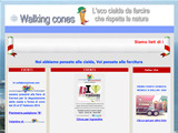 Anteprima www.walkingcones.it