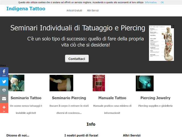 Anteprima www.indigenatattoo.it