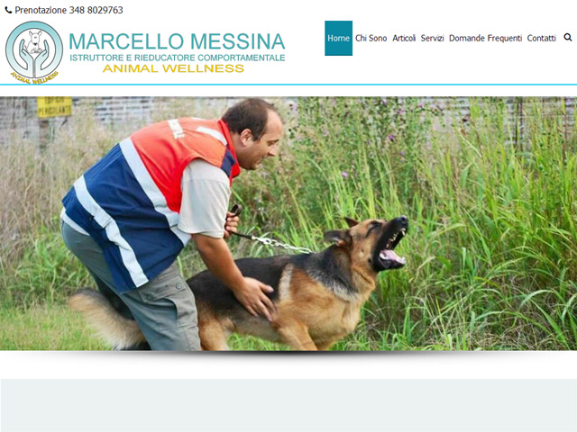 Anteprima www.marcellomessina.it