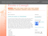Anteprima ricetteeconsigli.blogspot.it
