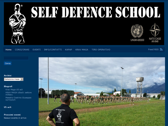 Anteprima selfdefenceschool.wordpress.com