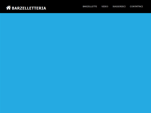 Anteprima www.barzelletteria.it