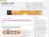 Anteprima www.progettolotto.altervista.org