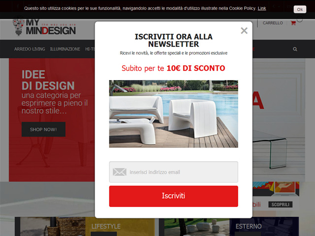 Anteprima www.mymindesign.it