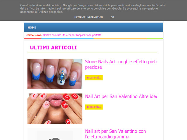 Anteprima mondonail.blogspot.it