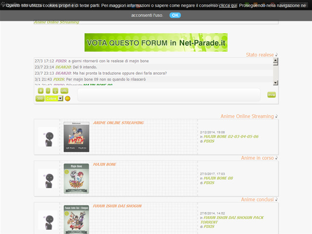 Anteprima aostreaming.forumfree.it