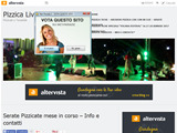 Anteprima pizzicalive.altervista.org