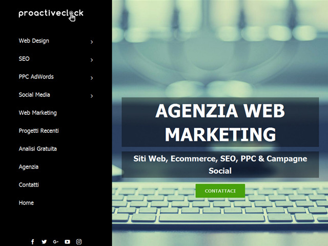 Anteprima www.proactiveclick.it