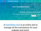 Anteprima www.translationscloud.com
