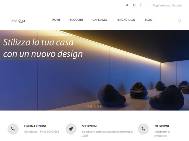 Anteprima www.inlightingitalia.it