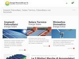 Anteprima www.energierinnovabiliperte.com
