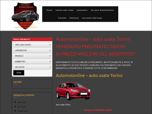 Anteprima www.automotonline.it