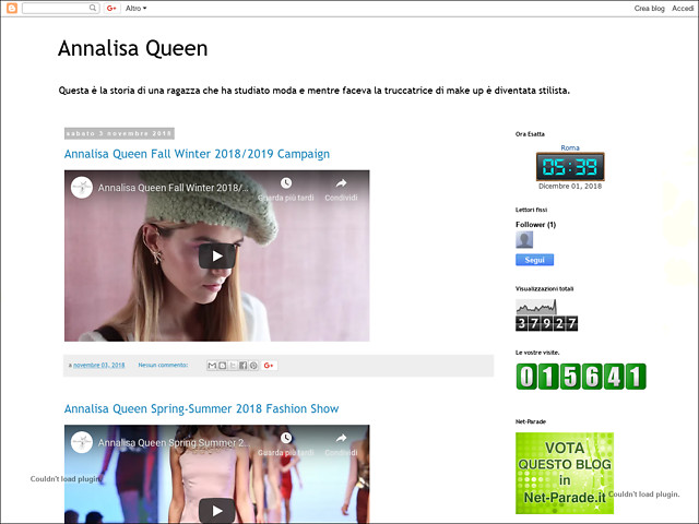 Anteprima annalisaqueen.blogspot.it