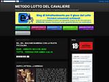 Anteprima metodolottodelcavaliere.blogspot.it