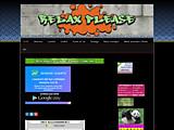 Anteprima relaxplease.jimdo.com
