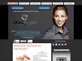 Anteprima www.oralplast.com