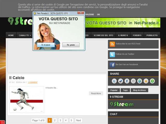 Anteprima 9streaming.blogspot.com