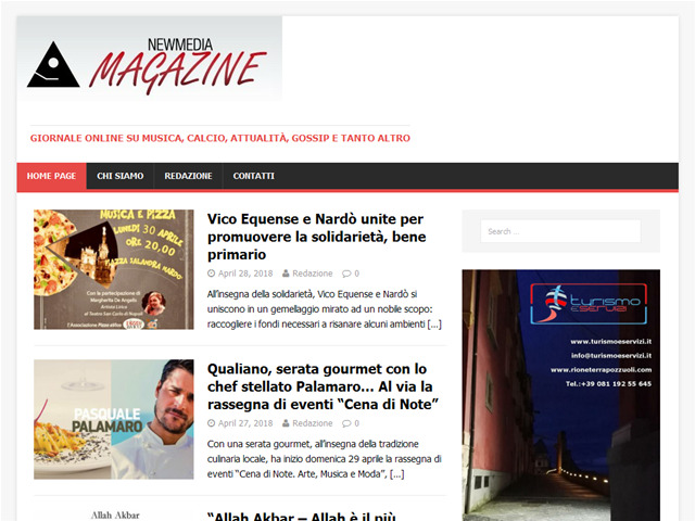 Anteprima www.newmediapress.it/magazine