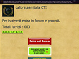 Anteprima www.calibrateamitalia.it