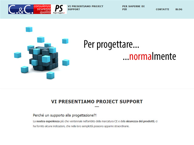 Anteprima project-support.it