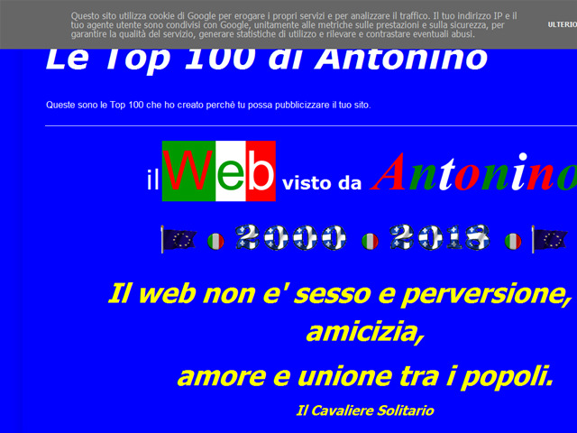 Anteprima top100diantonino.blogspot.it