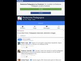 Anteprima www.facebook.com/RedazionePedagogica