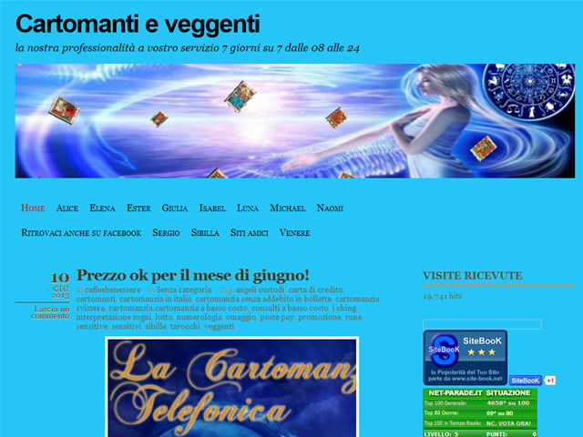 Anteprima cartomantieveggenti.wordpress.com