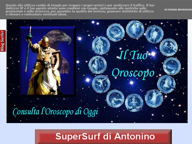 Anteprima oroscopodelcavalieresolitario.blogspot.it