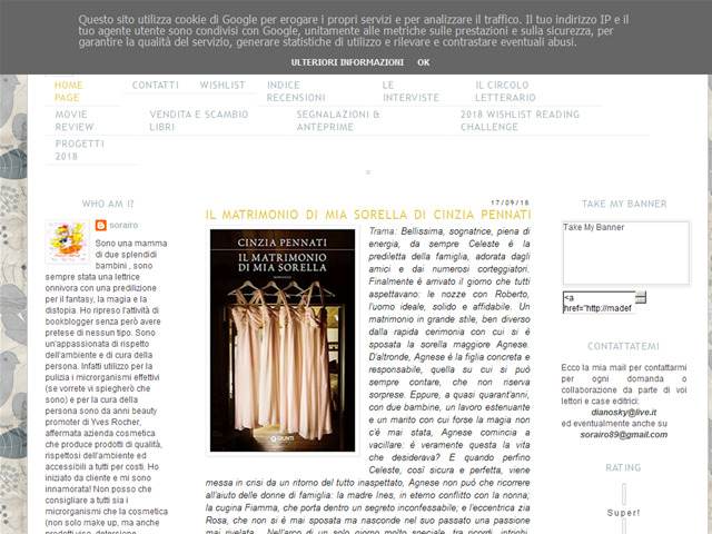 Anteprima madeforbooks.blogspot.it