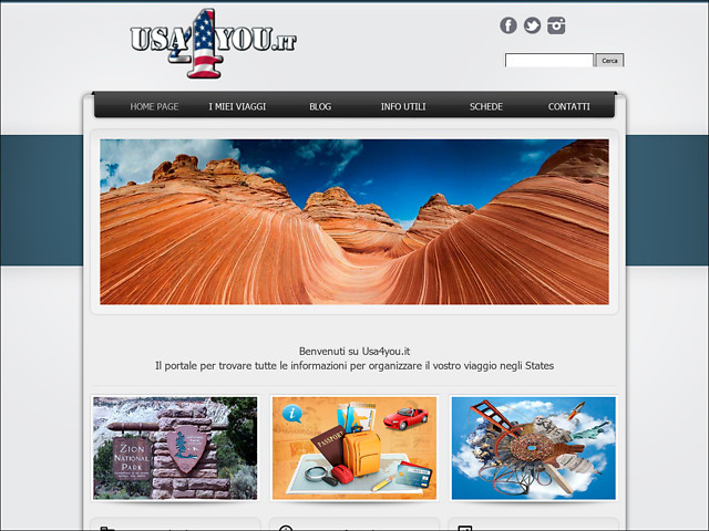 Anteprima www.usa4you.it