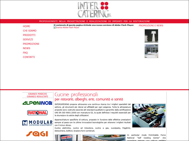 Anteprima www.intercatering.it