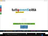 Anteprima www.tuttoeventicitta.it