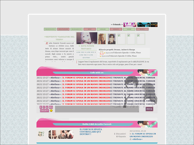 Anteprima ramagirlsgenerationfansub.forumfree.it