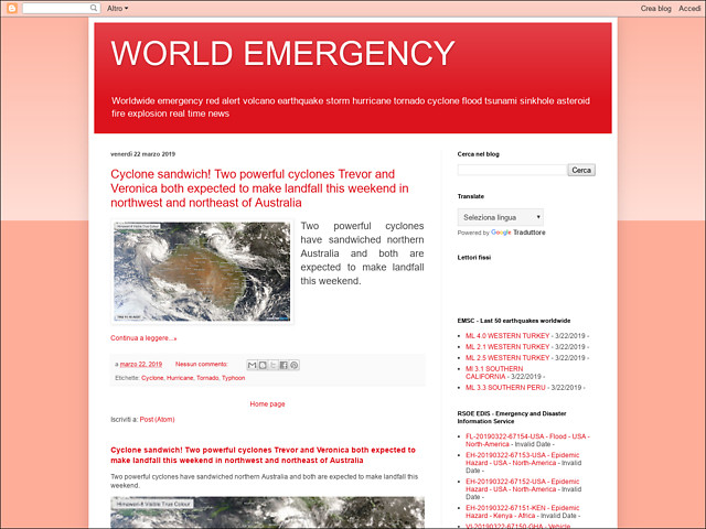 Anteprima world-emergency.blogspot.com