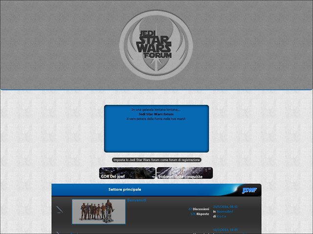 Anteprima starwarsjediforum.forumfree.it