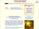 Anteprima www.donodislessia.it